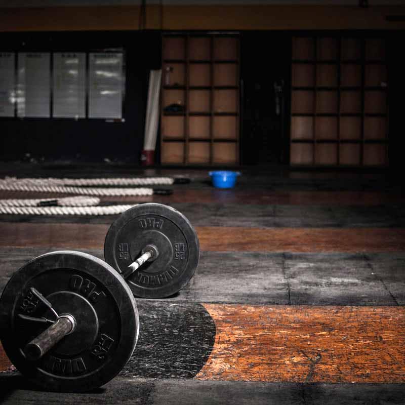 reklamefoto i fitness center