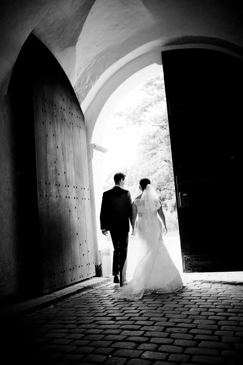 Bryllupsfotografering: Bryllupsfotograf Vejle