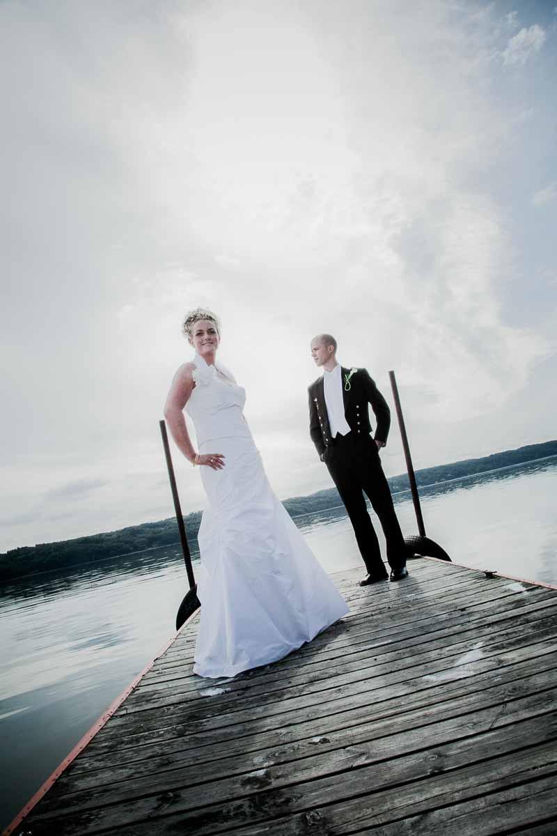 DIY bryllup i trekantsområdet