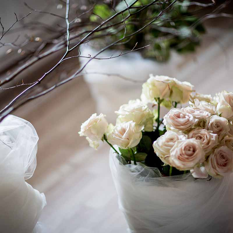 bryllupsdetaljer i Vejle