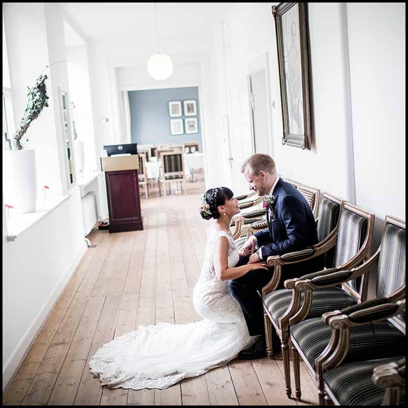 bryllupsfoto hotel vejlefjord