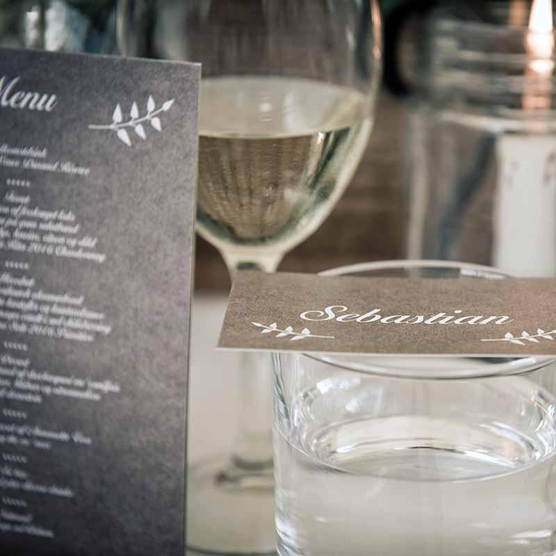 bordpynt bryllup Fredericia og Vejle