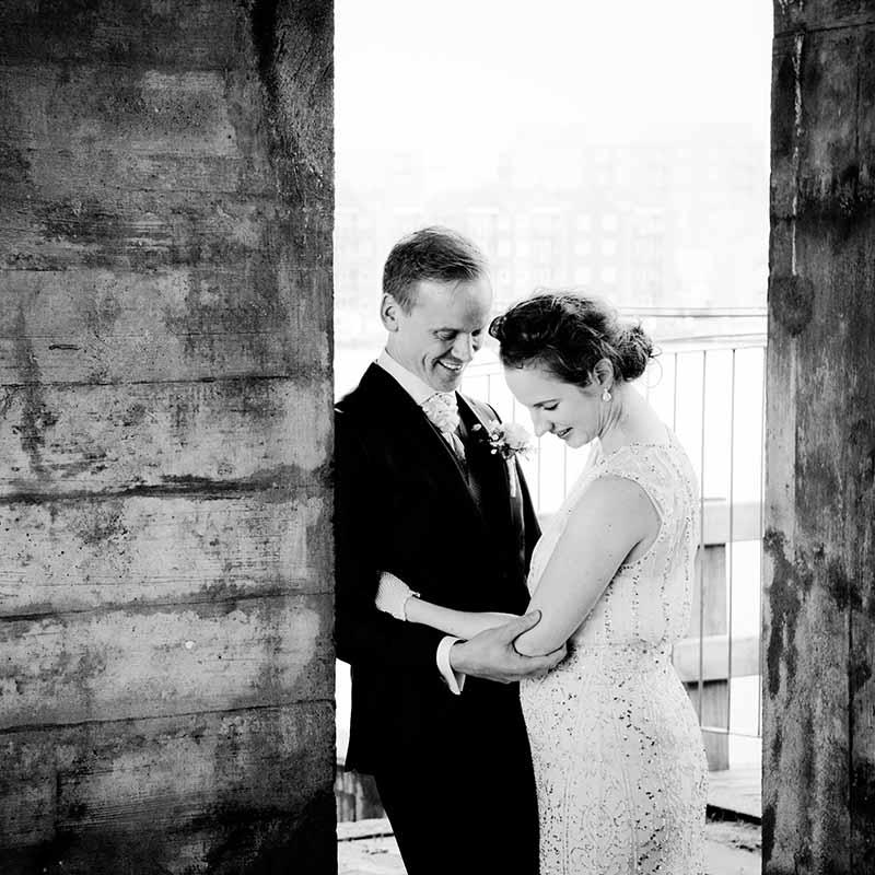 brudepar Fredericia og Vejle
