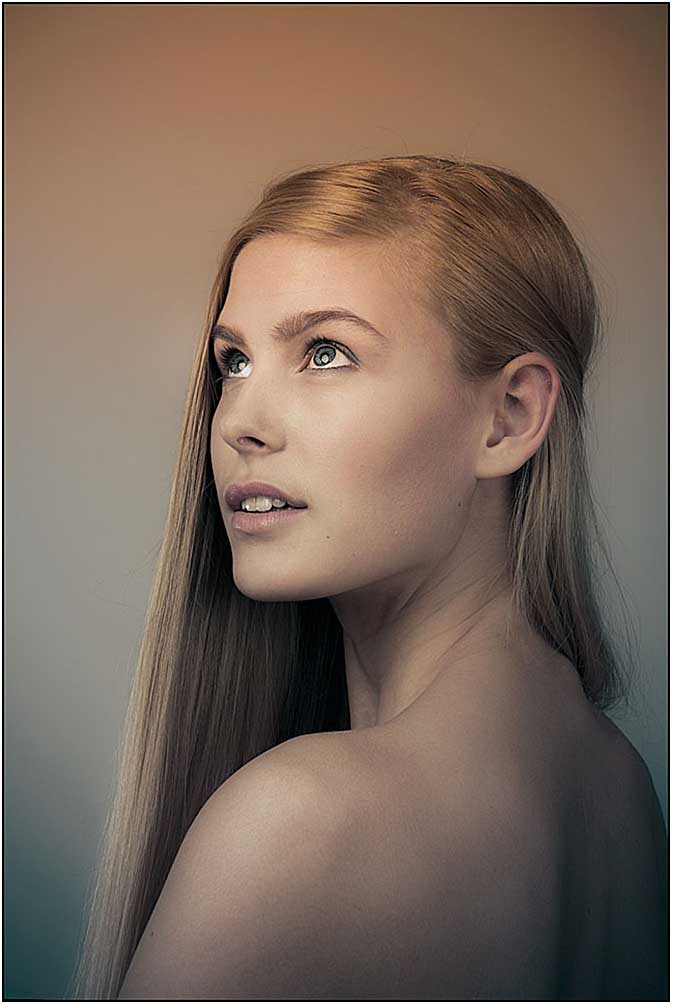 Et godt portræt eller et professionelt profilbillede