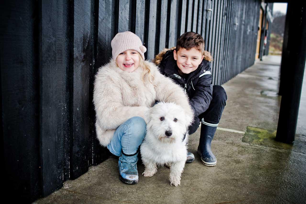 Familiebilleder - Grupper Vejle