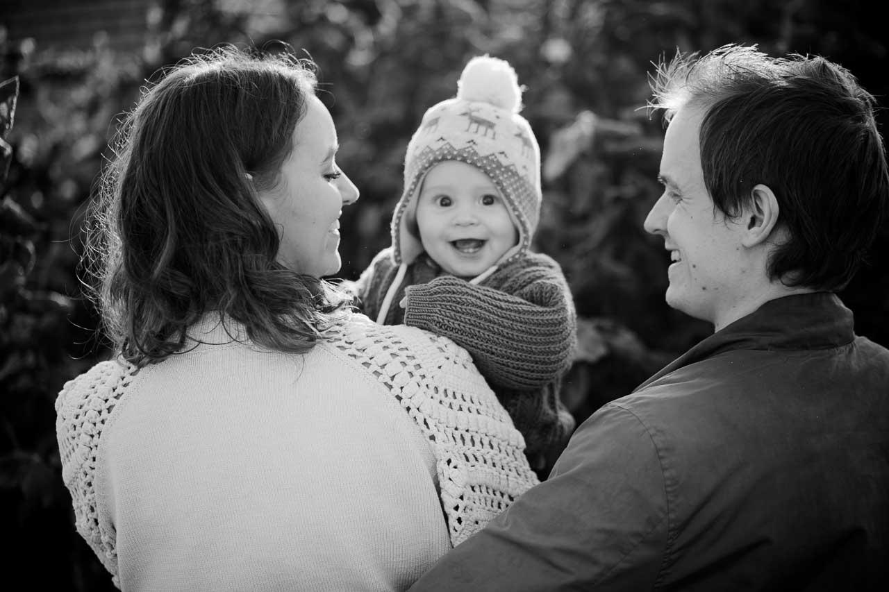 familiefotografering i Vejle