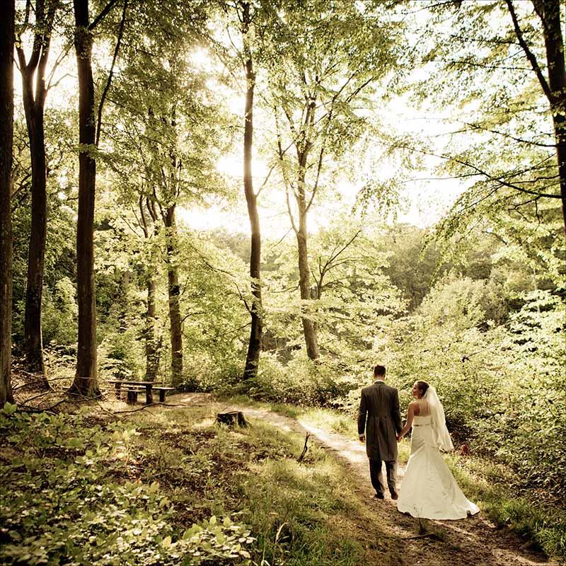 Portrætfotograf til bryllup og fest