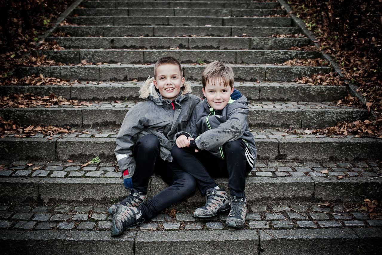 Børnefotografering – i studie eller på location