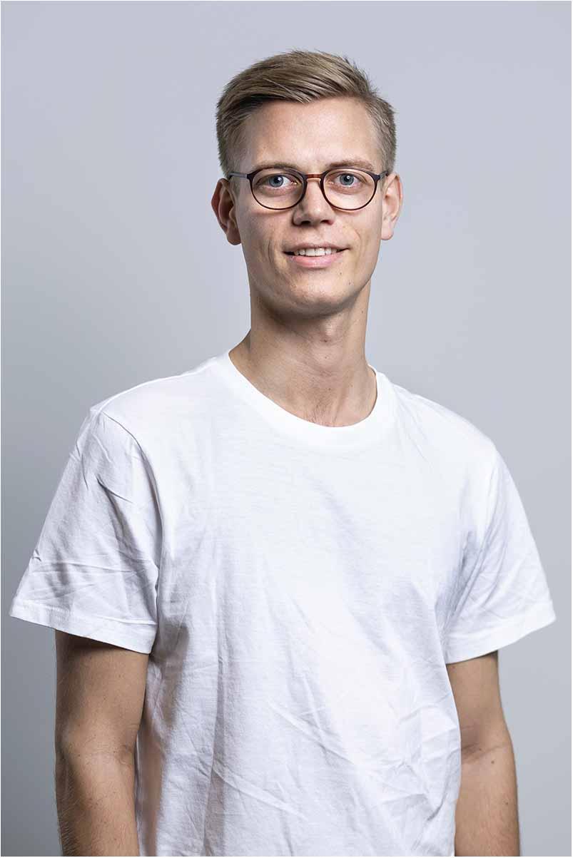 Medarbejderportrætter | Få prof. medarbejderportræt