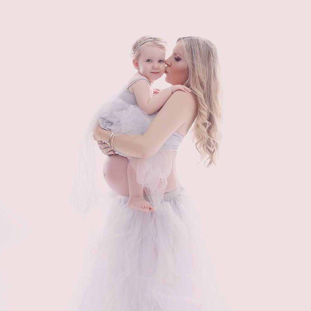 Billeder af gravid fotografering i Vejle
