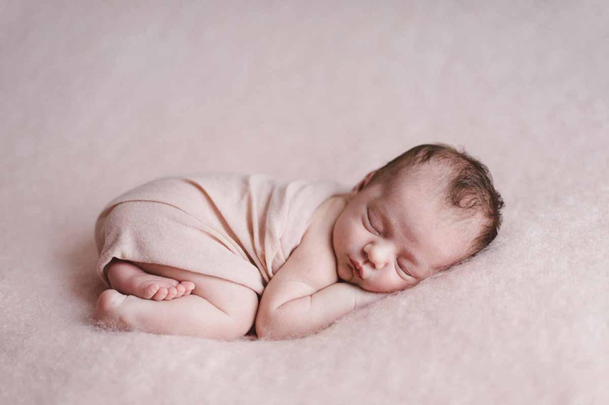 otosessions med nyfødte