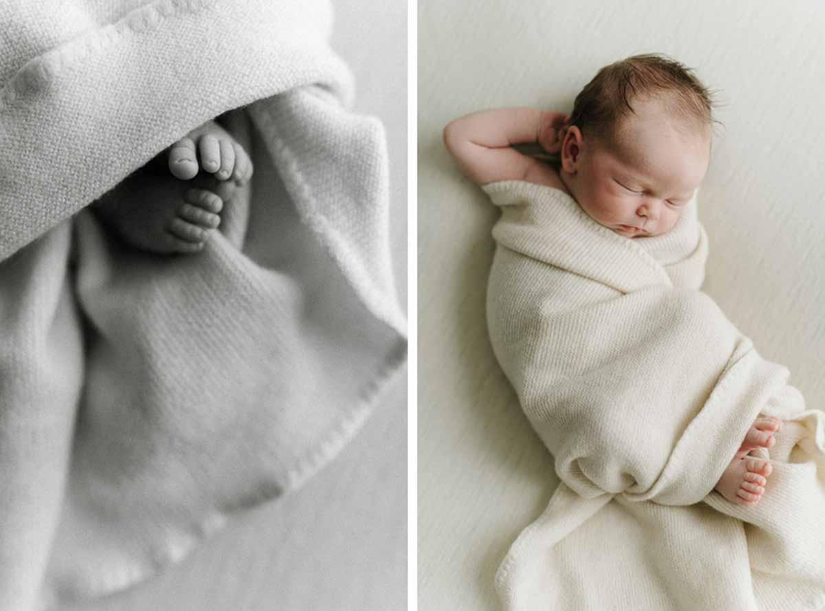 Laver du også nyfødt fotograferinger